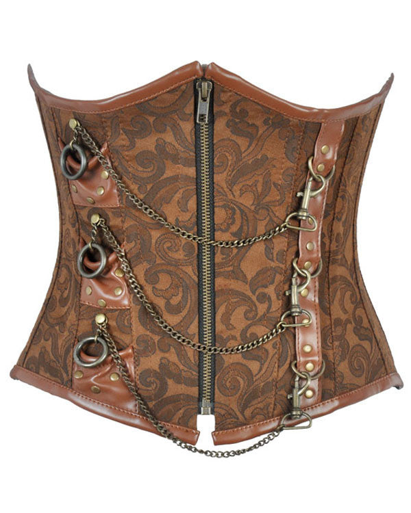 Kalea Custom Made Corset - Corsets Queen US-CA