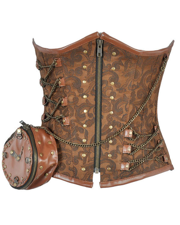 Kaleah Custom Made Corset - Corsets Queen US-CA