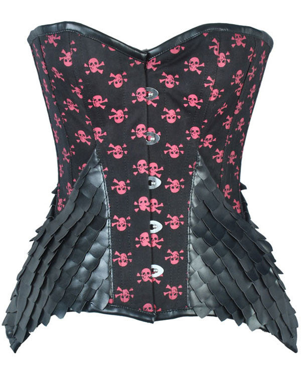 Kaliyah Custom Made Corset - Corsets Queen US-CA