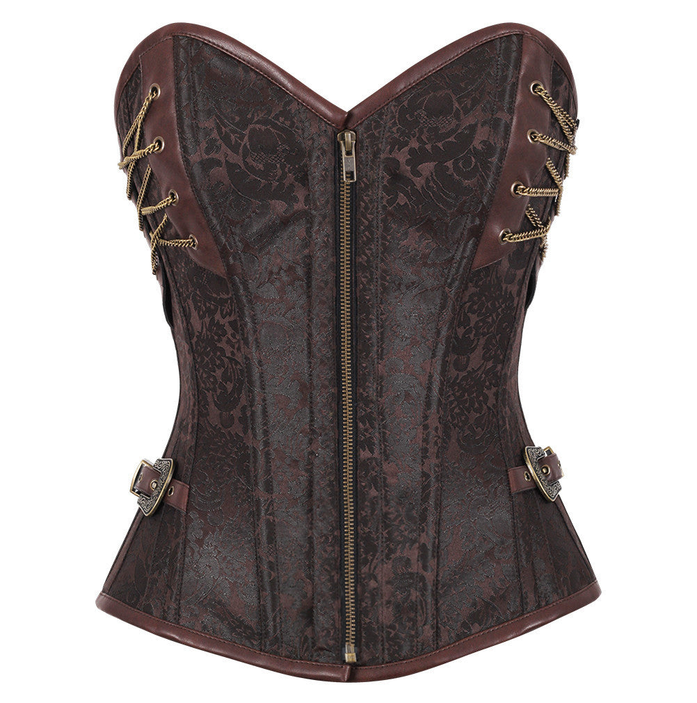 Magali Custom Made Corset - Corsets Queen US-CA