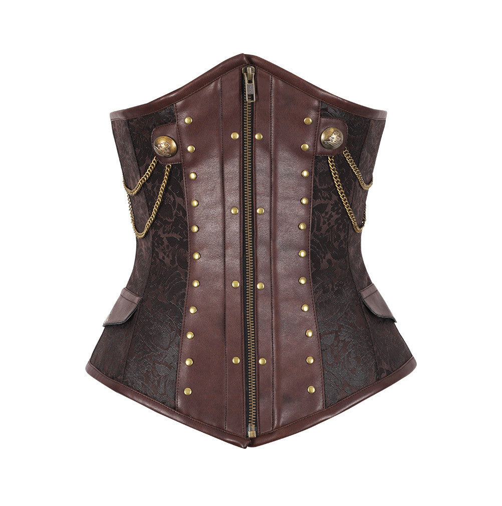 Magaly Custom Made Corset - Corsets Queen US-CA