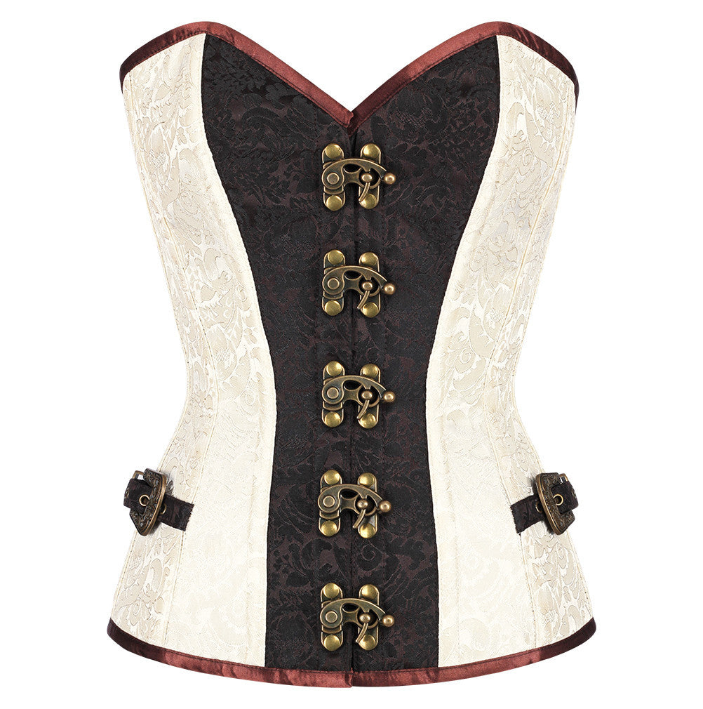 Malia Custom Made Corset - Corsets Queen US-CA
