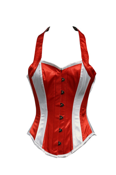 Mary Halter Neck Corset