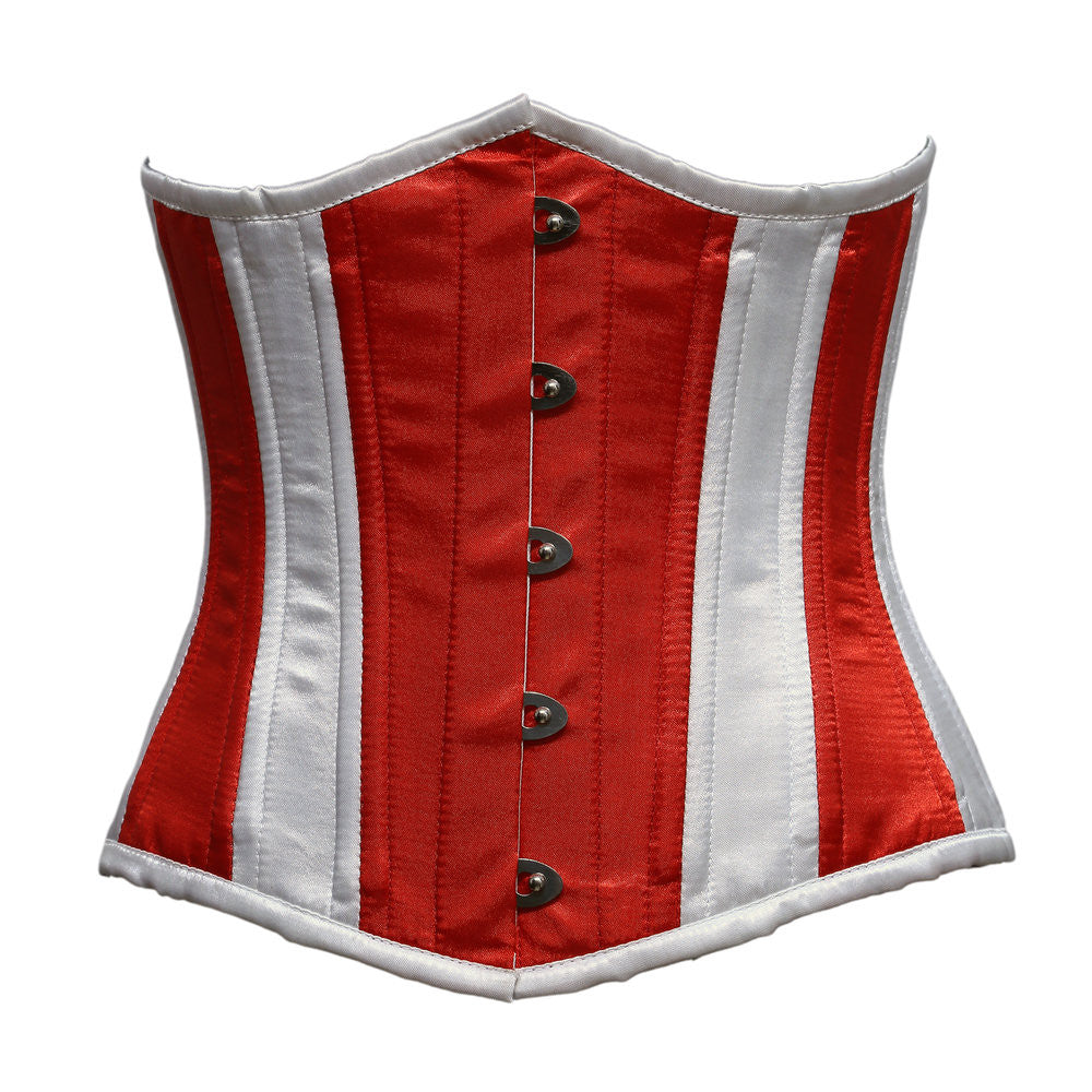 Maya Satin Waist Training Corset