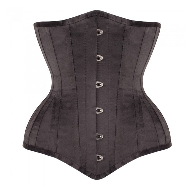 Nataly Steel Boned Waist Taiming Corset With Hip Gores