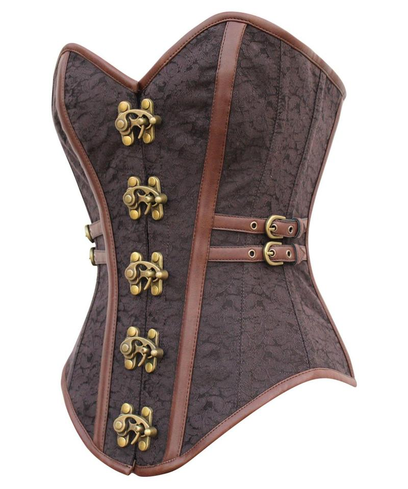 cfeedafd91 SKU  CQ-3030-20. Ask a Question.  149.99  119.99 -20%  119.99. Unavailable  Sold out. Dine Instant Shape Steampunk Brocade Corset with Side Buckles