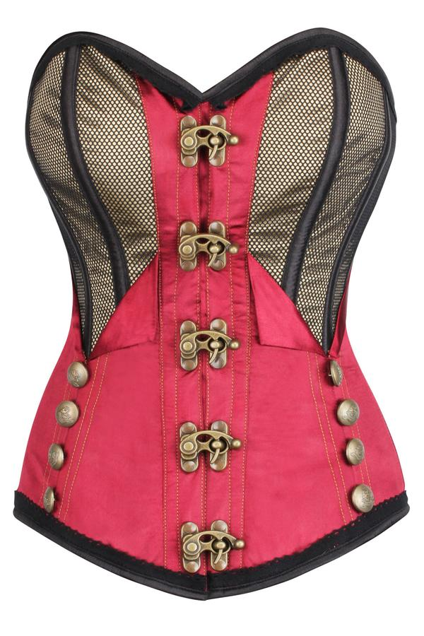 Blunet Custom Made Corset - Corsets Queen US-CA