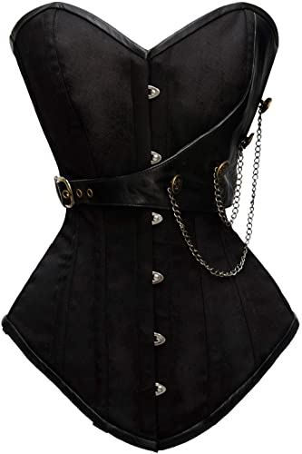 Pohtamo Custom Made Corset - Corsets Queen US-CA