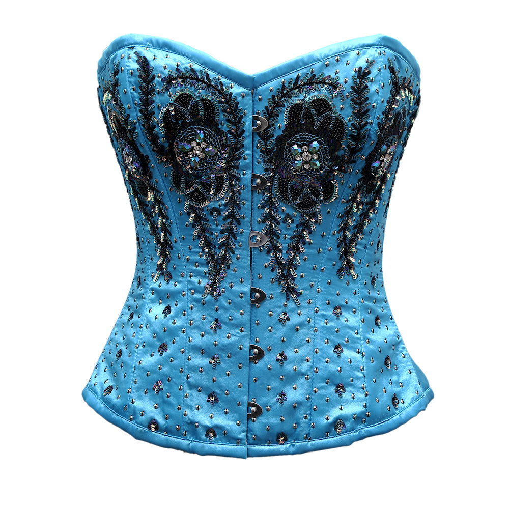 Ingarhm Custom Made Corset - Corsets Queen US-CA