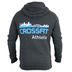 CrossFit Athletic Uni Sex Hoodie