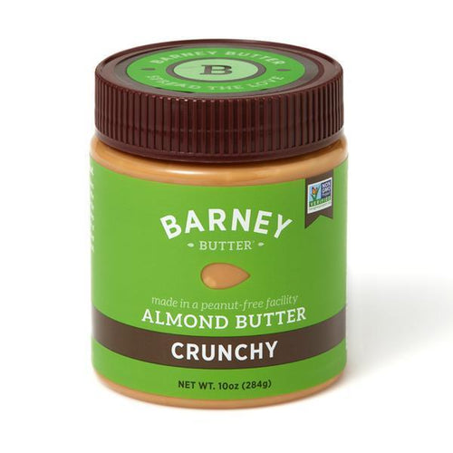 Barney Butter Crunchy (284g) - Pure Naturals and Organics