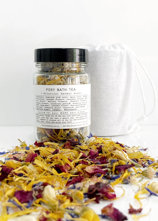 Posy Bath Tea
