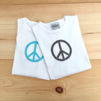Peace Tee Size 12