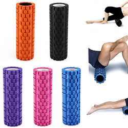 High Density AccuPoint Yoga Foam Roller