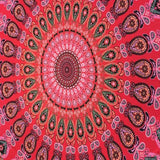 Round Persian Design Tapestry