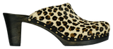 Miley leopard - Kuhfell