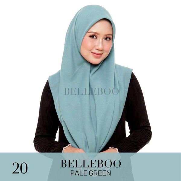 BELLEBOO (NO.20) PALE GREEN