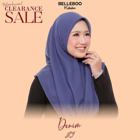 BELLEBOO (NO.89) DENIM