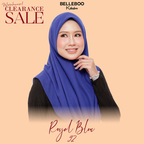 BELLEBOO (NO.92) ROYAL BLUE