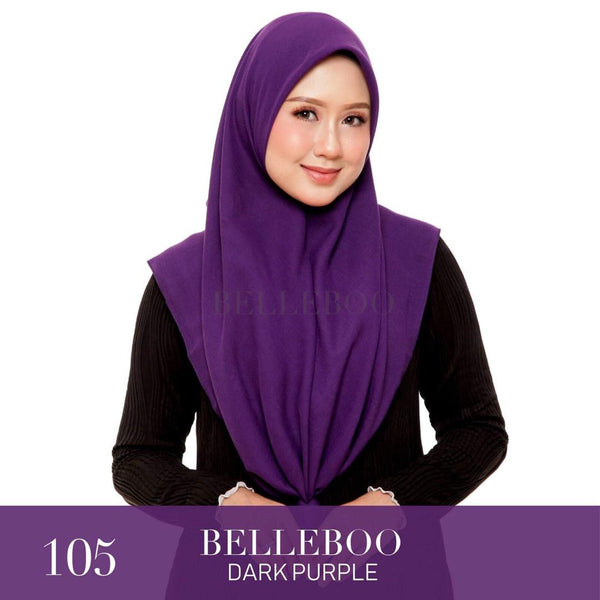 BELLEBOO (NO.105) DARK PURPLE