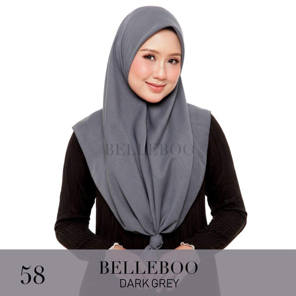 BELLEBOO (NO.58) DARK GREY