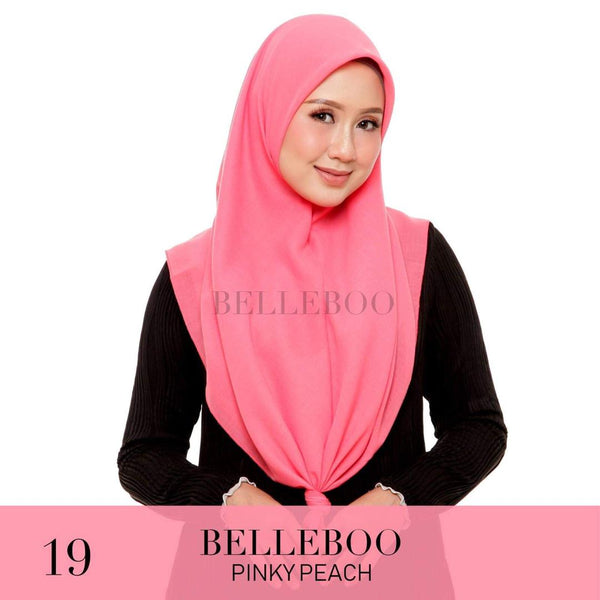 BELLEBOO (NO.19) PINKY PEACH