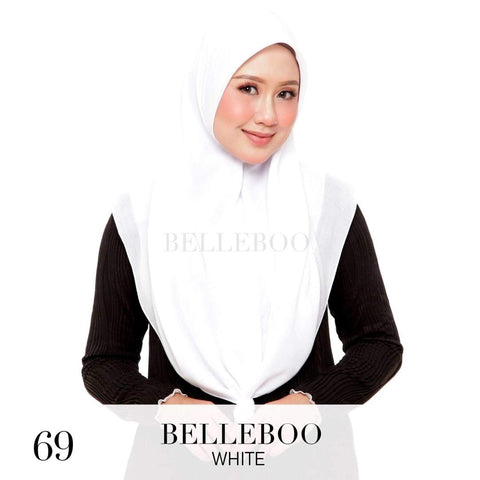BELLEBOO (NO.69) WHITE