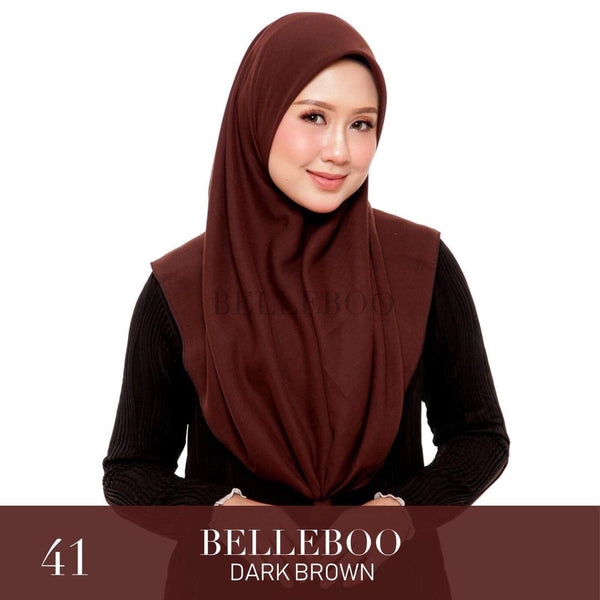BELLEBOO (NO.41) DARK BROWN
