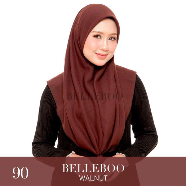 BELLEBOO (NO.90) WALNUT