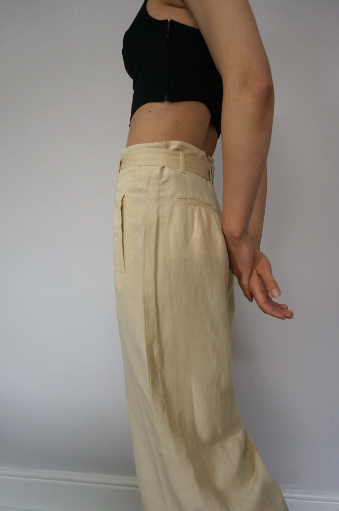 Nanette Lepore Cropped Trousers