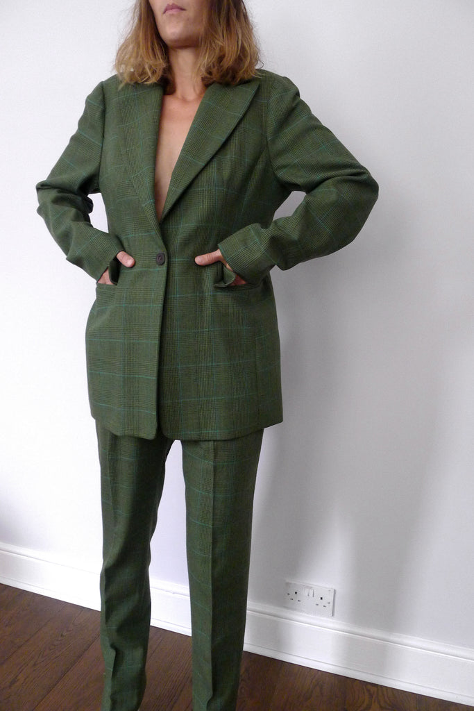 Vintage Kenzo Tailored Suit