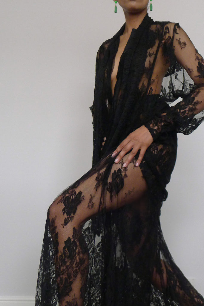 Vintage Betty Jackson Lace Set