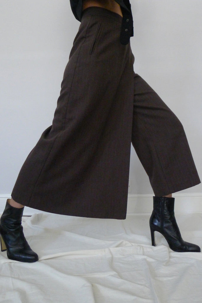 Laura Ashley Wrap Trousers