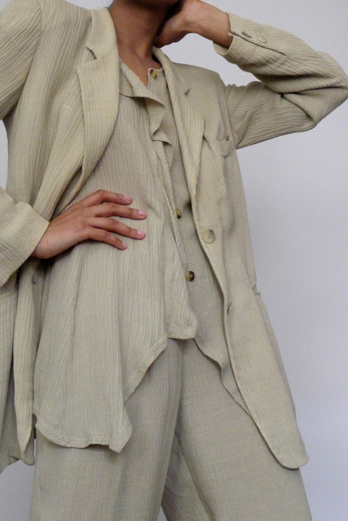 Vintage Emporio Armani Three-Piece Suit