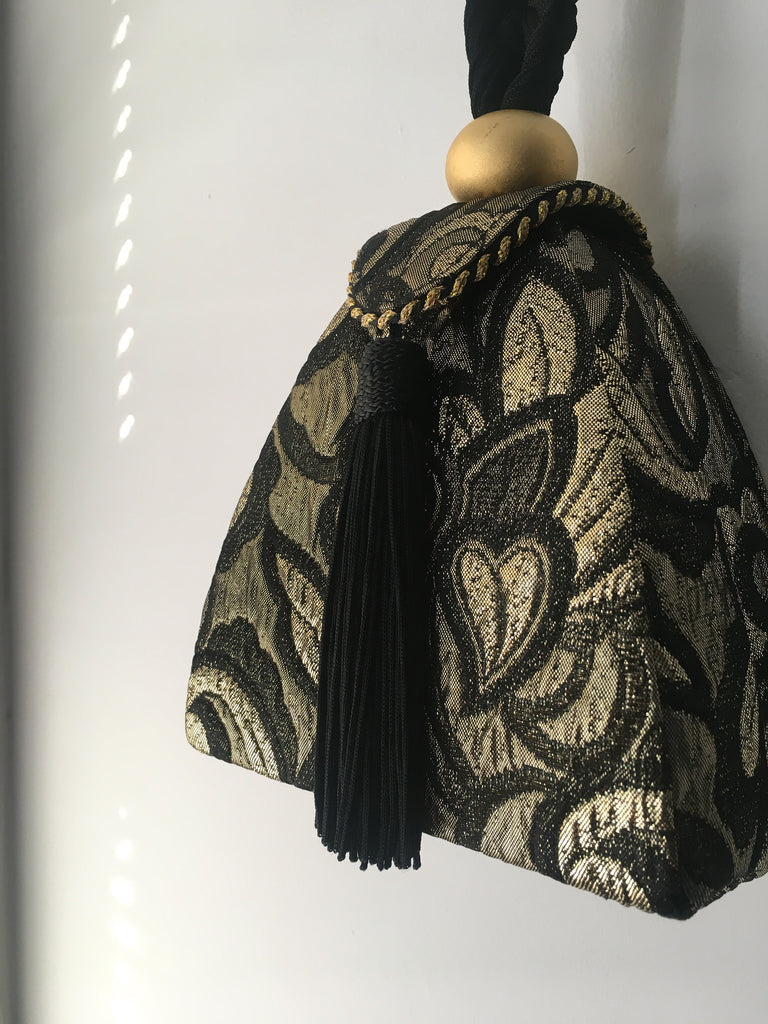 Evening Tassel Bag