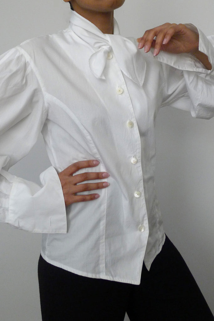 Jaeger Cotton Blouse