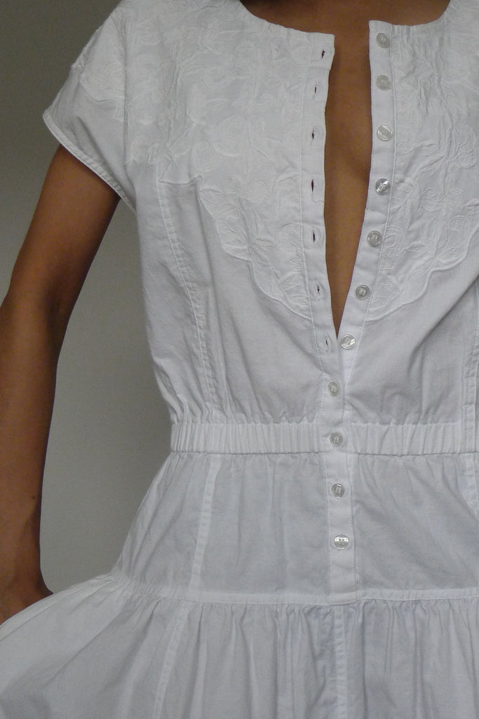 Vintage Cotton Dress