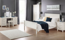 White wooden bedroom furniture | Surf furniture range-Furniture-bedsmart