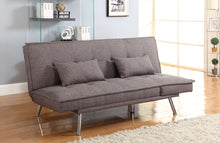 Sweet Dreams Arkansas Sofa Bed Grey or Brown-Sofa Beds-bedsmart