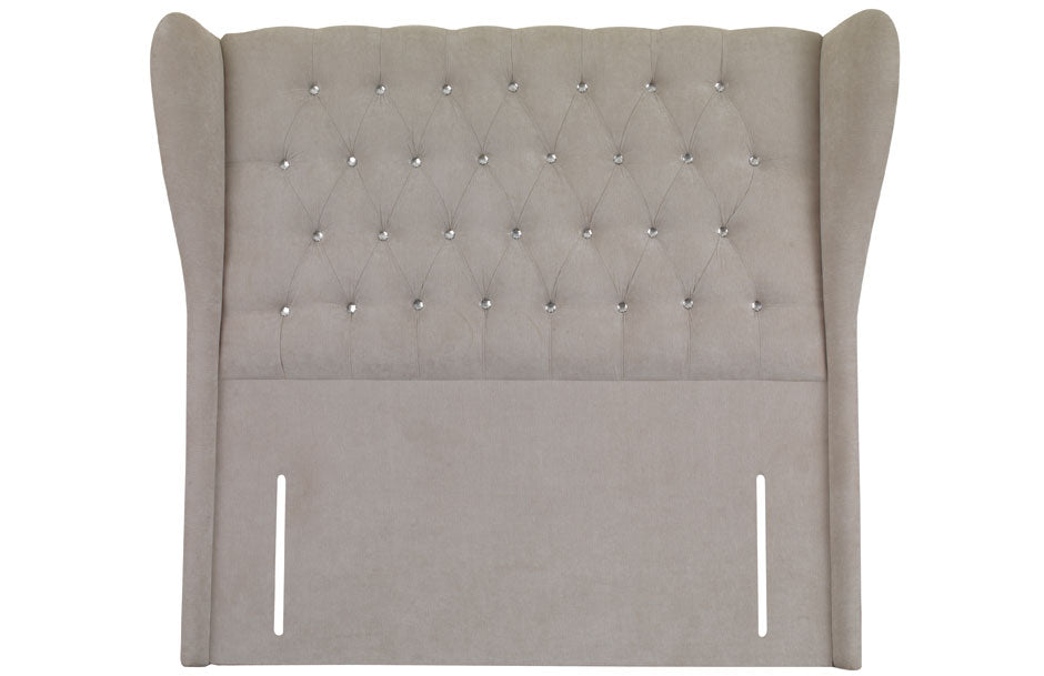 Winged headboard by Sweet Dreams-Headboards-bedsmart
