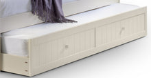 Isabella day bed with guest bed | White wooden daybed and trundle set-Day beds-bedsmart