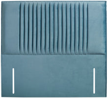 Virgo pleated headboard by Sweet Dreams-Headboards-bedsmart