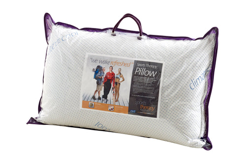 Sports therapy pillow | Advanced cooling pillow-accessories-bedsmart