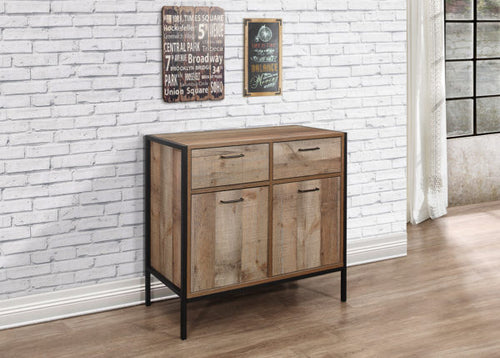 Rustic sideboard | Urban industrial furniture range-Furniture-bedsmart
