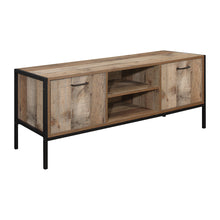 Rustic TV unit | Urban industrial furniture range-Furniture-bedsmart