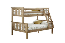 Carra pine triple bunk bed-bedsteads-bedsmart