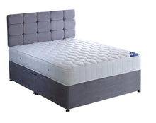 Neptune bed set | Bedsmart deep quilted divan bed