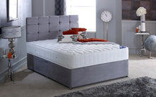 Neptune bed set | Bedsmart deep quilted divan bed - bedsmart