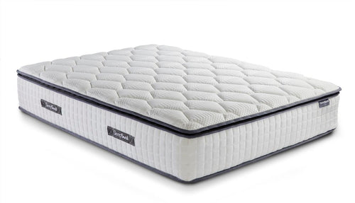 Sleep Soul Bliss memory foam mattress | luxury pillow top mattress with free delivery