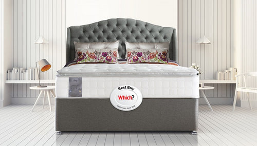 Sealy Terramo bed | Which award winning Sealy mattress
